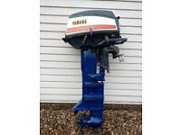 Yamaha 20 Outboard motor day boat or fishing launch engine