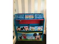 Mickey Mouse Clubhouse children's storage