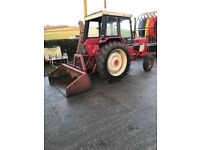 CASE INTERNATIONAL 584 TRACTOR FOR SALE