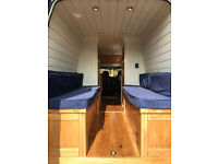 Ford camper conversion/ campervan