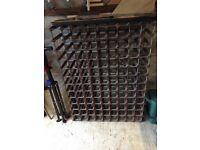 Large Wine Rack - Holds 120 Bottles