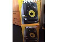 KRK Rokit 5 PAIR - brand new in box
