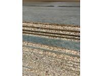 LOFT BOARDS - T&G, Chipboard flooring 18mm Loft, Attic, Boarding