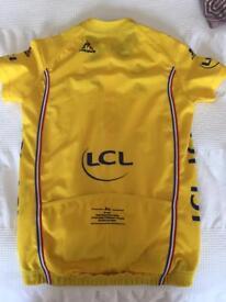 Boys Tour de France cycle jersey