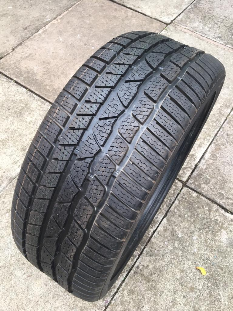Continental winter sports 20 inch tyre-245/40/r20-brand new