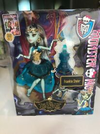 Monster High Doll. Brand New and unopened. Collectors item.