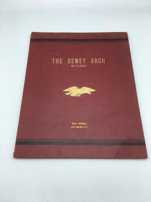 - The Dewey Arch Charles Schenk Architectural Portfolio NYC 1900 Spanish American