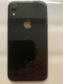 iPhone XR 256GB Black EE - Excellent condition