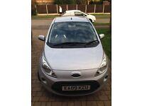 Ford KA 1.2 Zetec, MOT till end of August