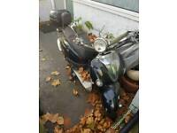 Vespa lookalike (Lexmoto) parts only
