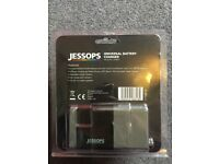Jessops universal battery charger for digital cameras