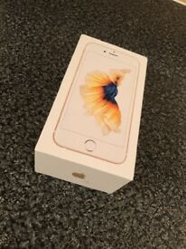 iPhone 6s, 64GB, Gold (Locked to EE)