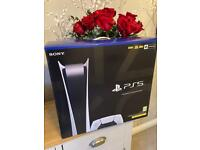 PlayStation 5 PS5 Digital Edition Brand New