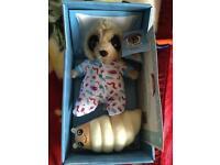 Baby meerkat Oleg