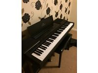 clavinova CVP5 with stool .