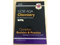 CPG GCSE AQA Chemistry Complete Revision and Practice