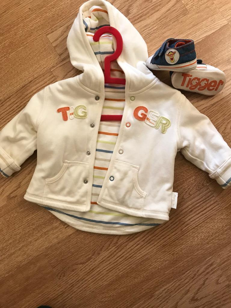 Baby Disney store outfit