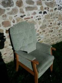 Relax fireside chair