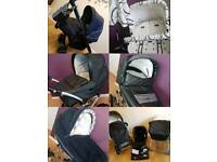 Range of Prams & Travels systems from £40 - £200
