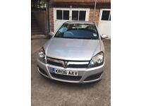 2006 Vauxhall Astra 1.7 DIESEL MANUUAL MILES 150401 MOT 28/09/2018 3 OWNERS SILVER TEL 07454448809
