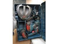 Bosch hamerdril 36v