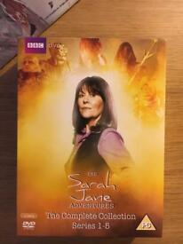 Sarah Jane Adventures The Complete Collection Series 1-5 DVD