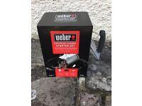 Weber BBQ Starter Kit (Brand New)