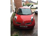 Nissan micra 1.2 2009 low mielage. REDUCED