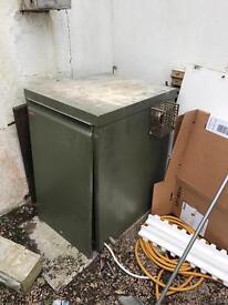 Oil combination boiler