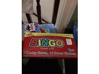 Mini Twister, Bingo and Magnetic Chess Bundle