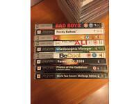 PlayStation psp games/films