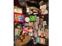 Job lot of bootsale items