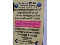 Professor imam spiritual healer medium psychic