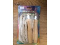 Carta Training 10ft Cotton Skipping Rope Exercise Fitness Jump Rope Brand New Fitness equipment £4
