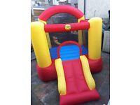Childs bouncy castle