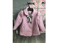 Monsoon toddler coat