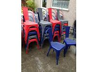 Vintage style Cafe chairs £17.50 each