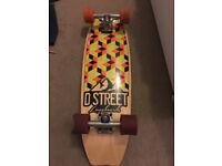 DStreet cruiser skateboard