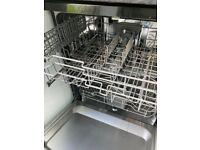 Kenwood KDW60B13 Freestanding Dishwasher - Black