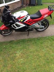 Honda cbr 600f make me a offer would part ex for smaller bike