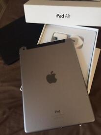iPad Air wifi and cellular-unlock