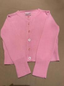 Girls Next cardigan age 5-6 £4
