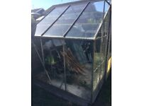 Greenhouse approx 6x8 foot