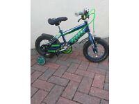 Raleigh football bike