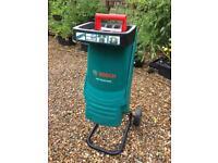 Bosch axt 2200w garden shredder