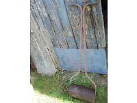 Antique Qualcast Garden Roller