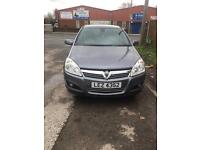 Vauxhall Astra automatic 2008