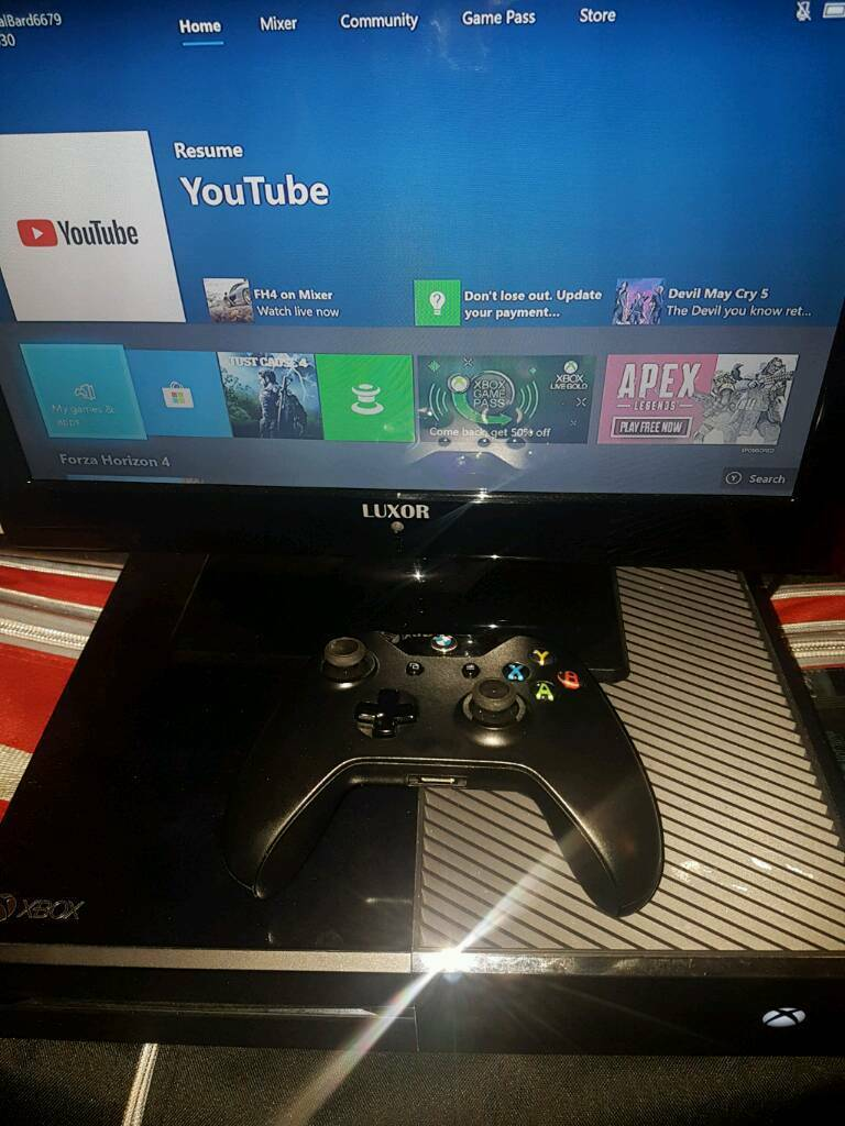 Xbox one 57 games and TV | in Reading, Berkshire | Gumtree
