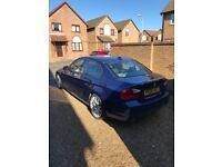 BMW 320si rare model ( spares or repairs)