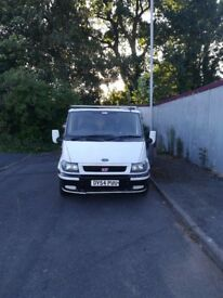 Ford transit for sale excellent runner 7months mot 7months tax ready for work